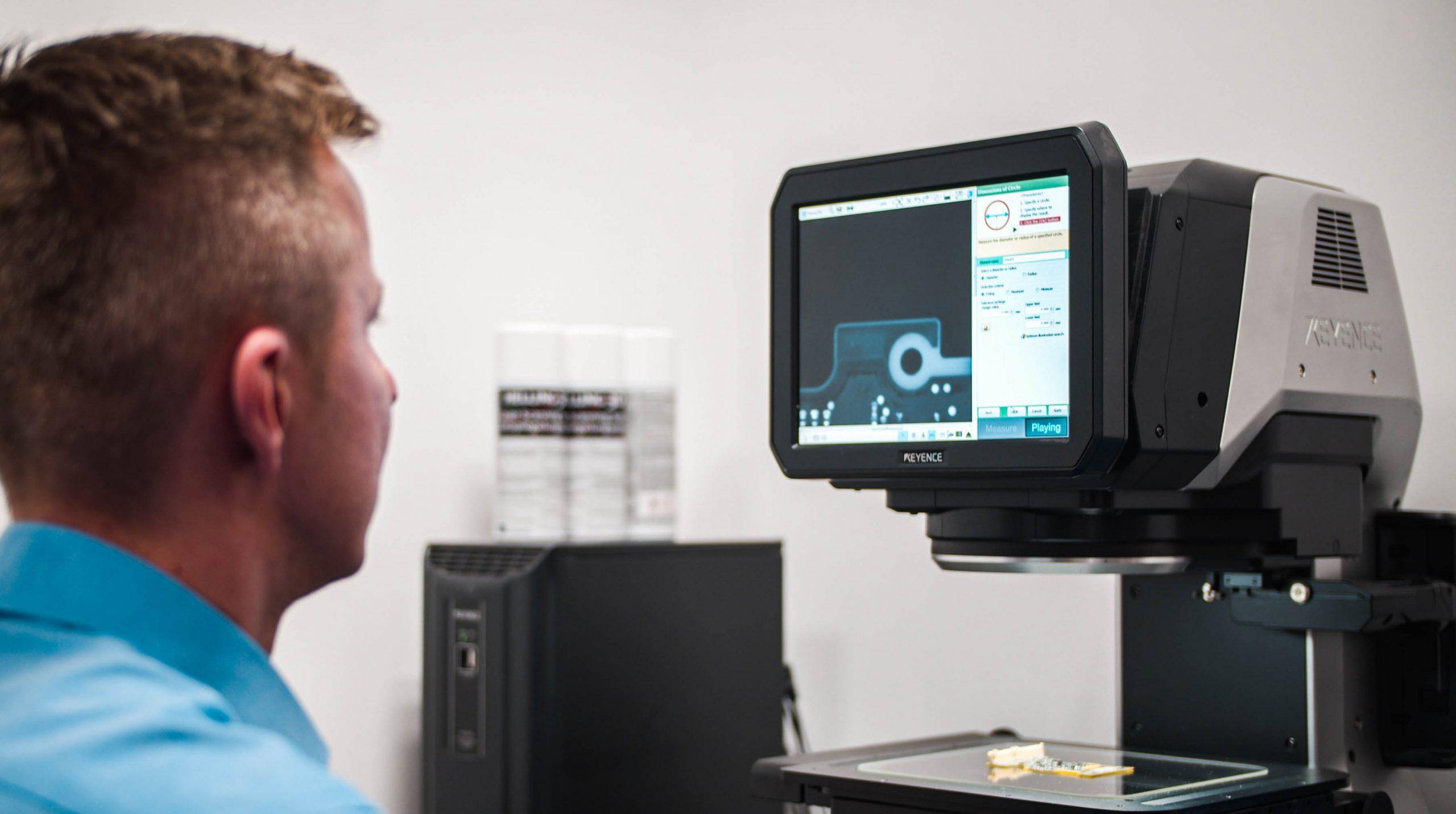 sgp quality lab_projektor pomiarowy